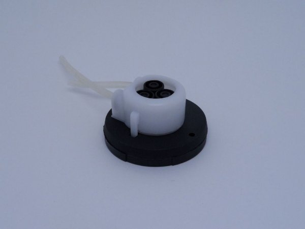 Bomba peristáltica S/ MOTOR para ultrassom Dabi