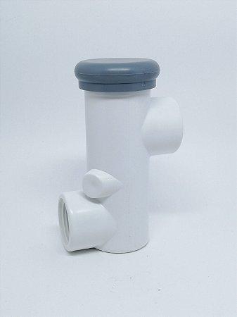 Filtro Coletor de Detritos Modelo G - Bomba à vácuo