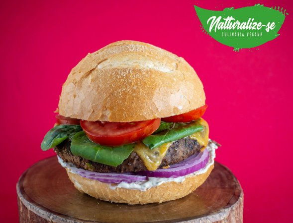 Hambúrguer de Feijoada