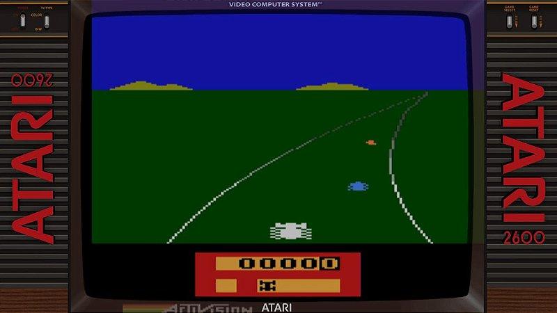 Pacote de roms Atari 2600 (Atari) 650 jogos