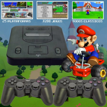 Video Game Retro Mini Nintedo 64 N64