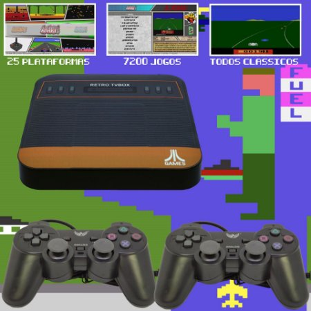 Video Game Retro Mini Atari 2600