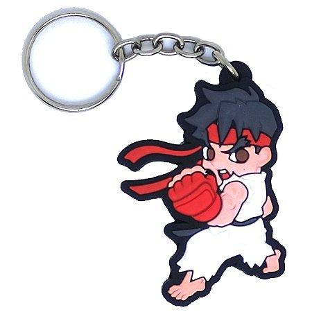 Chaveiro Ryu Street Fighter