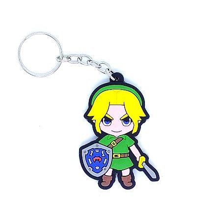 Chaveiro Link Zelda