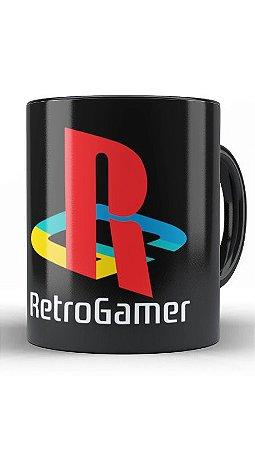 Caneca Geekz Retro Gamer - Loja Nerd e Geek - Presentes Criativos
