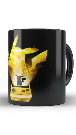Caneca Geekz Pokemon Pikachu - Loja Nerd e Geek - Presentes Criativos