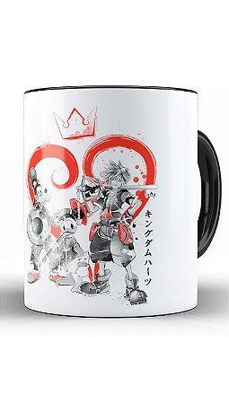 Caneca Geekz Kingdom Hearts - Loja Nerd e Geek - Presentes Criativos
