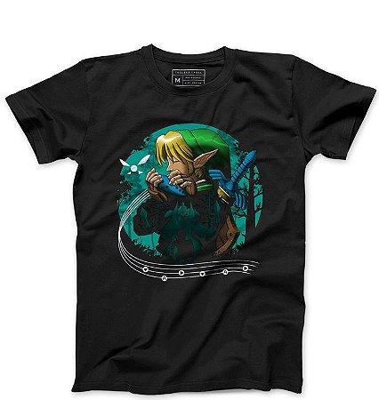 Camiseta Masculina The Legend of Elf - Loja Nerd e Geek - Presentes Criativos