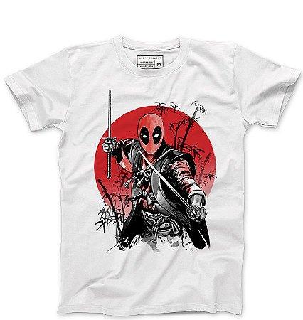Camiseta Masculina Mascara Ninja - Loja Nerd e Geek - Presentes Criativos