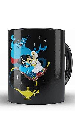 Caneca Geekz Aladino - Loja Nerd e Geek - Presentes Criativos