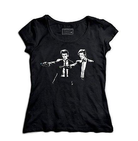 Camiseta Feminina Stranger Things - Loja Nerd e Geek - Presentes Criativos