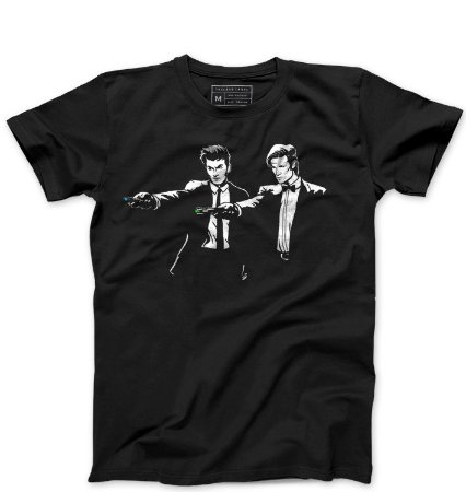 Camiseta Masculina Doctor Who - Loja Nerd e Geek - Presentes Criativos