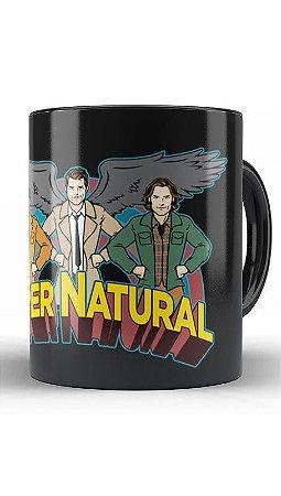 Caneca Geekz Supernatural - Loja Nerd e Geek - Presentes Criativos