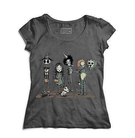Camiseta Feminina O Mágico de Oz - Loja Nerd e Geek - Presentes Criativos