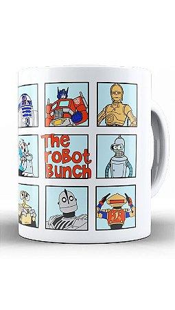 Caneca Geekz The Robot - Loja Nerd e Geek - Presentes Criativos