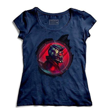 Camiseta Feminina Rei das Galáxias - Loja Nerd e Geek - Presentes Criativos