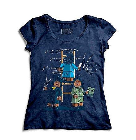 Camiseta Feminina Lego - Loja Nerd e Geek - Presentes Criativos