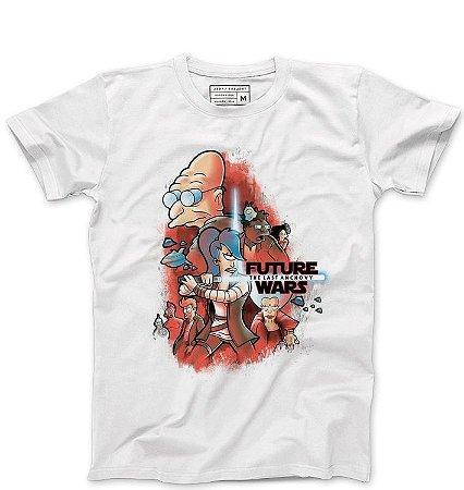 Camiseta Masculina Space wars Future  - Loja Nerd e Geek - Presentes Criativos