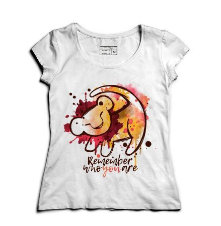 Camiseta Feminina Baby King - Loja Nerd e Geek - Presentes Criativos