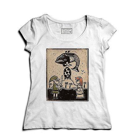 Camiseta Feminina  My Hero Elf - Loja Nerd e Geek - Presentes Criativos