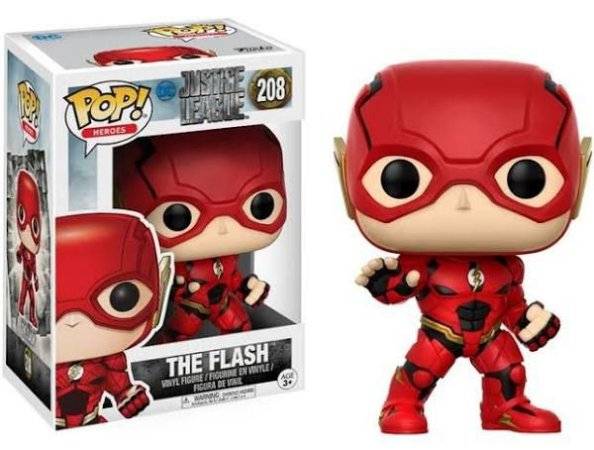 Funko Pop! Heroes - Justice League - The Flash