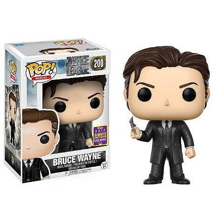Bruce Wayne - Pop! Heroes - Justice League - 200