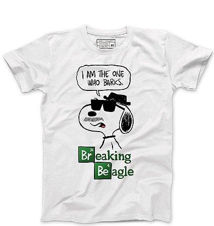 Camiseta Masculina Scientist Dog  - Loja Nerd e Geek - Presentes Criativos
