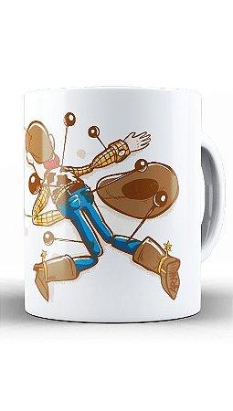 Caneca Cowboy de Brinquedo - Loja Nerd e Geek - Presentes Criativos