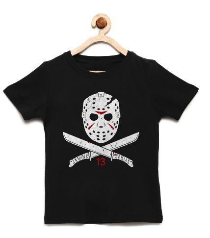 Camiseta Infantil Killer - Loja Nerd e Geek - Presentes Criativos