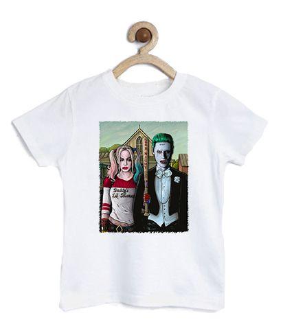 Camiseta Infantil Loucos em Ação - Loja Nerd e Geek - Presentes Criativos