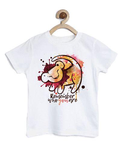Camiseta Infantil Baby King- Loja Nerd e Geek - Presentes Criativos