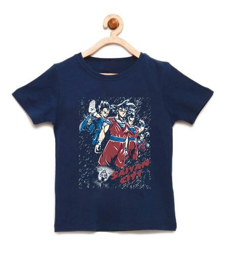 Camiseta Infantil Super Dragon City - Loja Nerd e Geek - Presentes Criativos