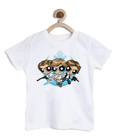 Camiseta Infantil Os Poderosos - Loja Nerd e Geek - Presentes Criativos