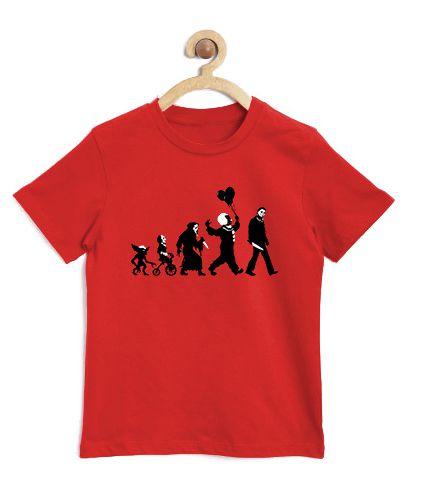 Camiseta Infantil  Assassins- Loja Nerd e Geek - Presentes Criativos