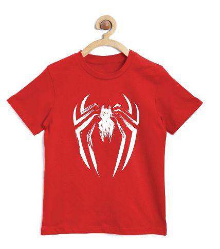 Camiseta Infantil Red Man - Loja Nerd e Geek - Presentes Criativos