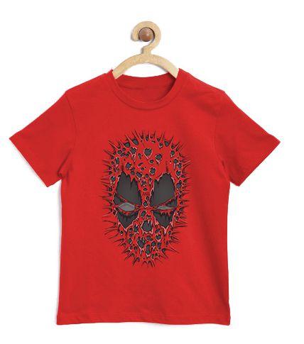 Camiseta Infantil Red ombie - Loja Nerd e Geek - Presentes Criativos
