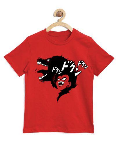 Camiseta Infantil Activated Animal - Loja Nerd e Geek - Presentes Criativos