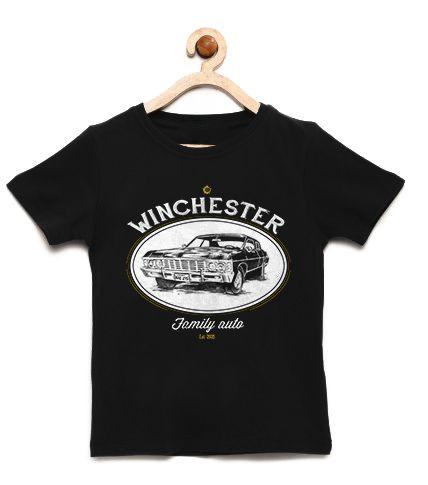 Camiseta Infantil Os Irmãos - Loja Nerd e Geek - Presentes Criativos