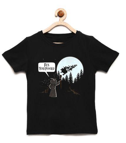 Camiseta Infantil Flay - Loja Nerd e Geek - Presentes Criativos