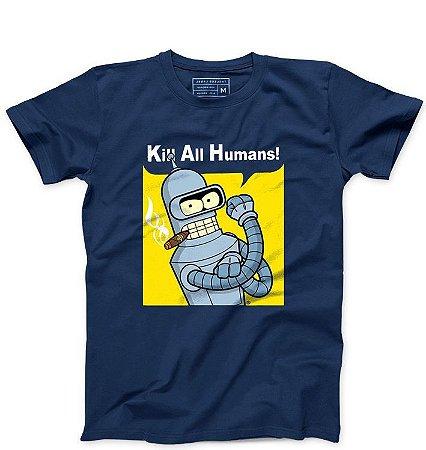 Camiseta Masculina Futurama - Loja Nerd e Geek - Presentes Criativos