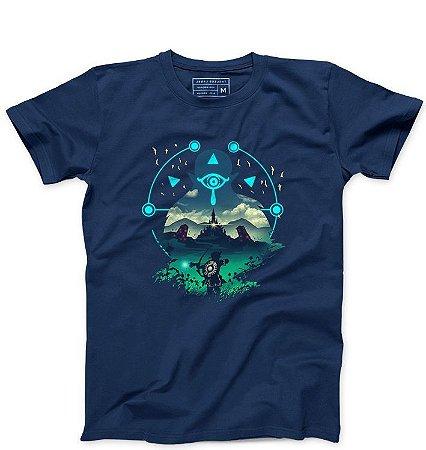 Camiseta Masculina Legend of Elf Wild - Loja Nerd e Geek - Presentes Criativos
