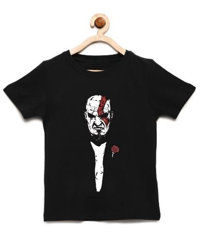 Camiseta Infantil God of War - Loja Nerd e Geek - Presentes Criativos