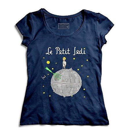 Camiseta Feminina Space Wars La Petiti - Loja Nerd e Geek - Presentes Criativos