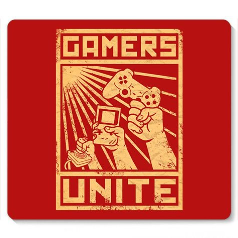 Mouse Pad Gamers - Loja Nerd e Geek - Presentes Criativos