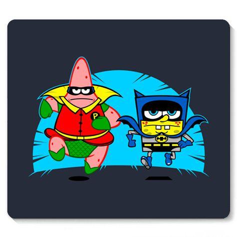 Mouse Pad Batecave - Loja Nerd e Geek - Presentes Criativos