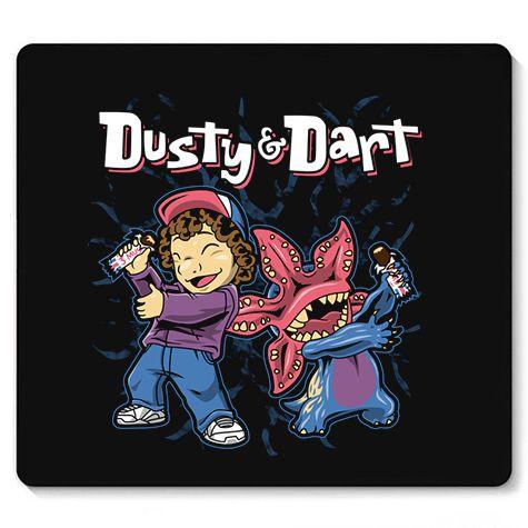 Mouse Pad Dustiy Monster - Loja Nerd e Geek - Presentes Criativos