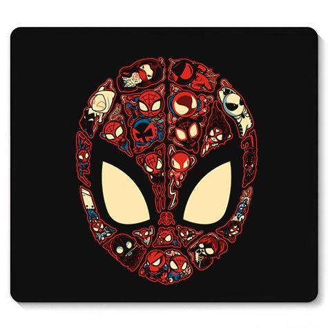Mouse Pad Spider - Loja Nerd e Geek - Presentes Criativos