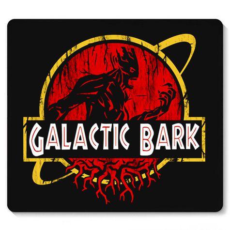 Mouse Pad I am Tree Galactic - Loja Nerd e Geek - Presentes Criativos
