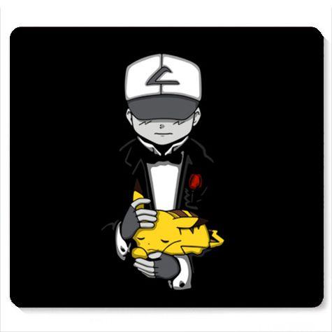 Mouse Pad Pika - Loja Nerd e Geek - Presentes Criativos