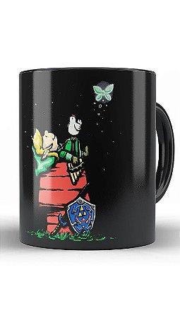 Caneca Legend of Elf - Loja Nerd e Geek - Presentes Criativos